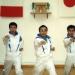 L'équipe national du Japon de Karaté